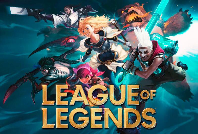 League of Legends от Riot Games