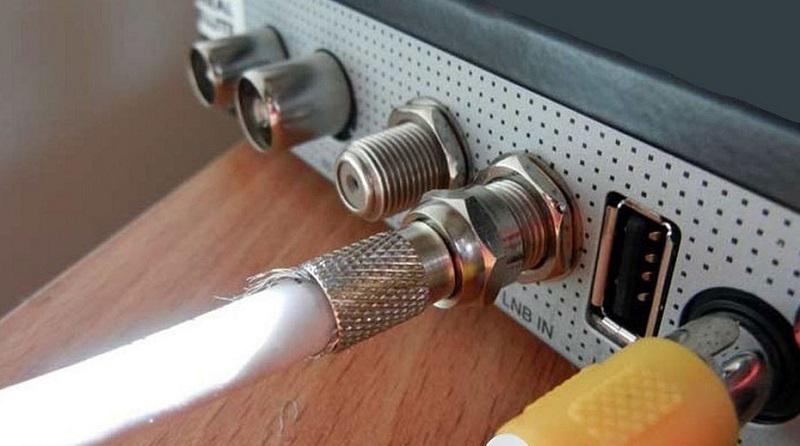 Проверка коаксиального кабеля