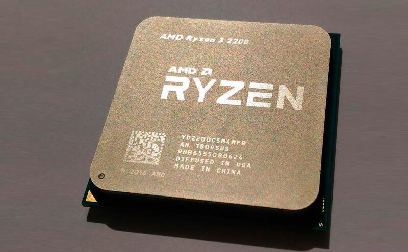 Ryzen 3 2200U