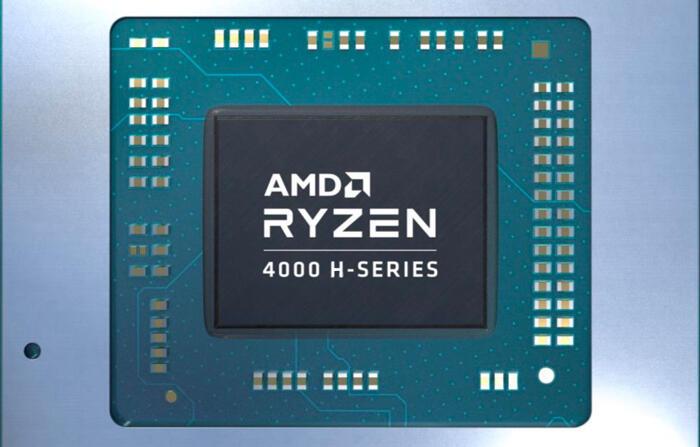 AMD Ryzen 9-4900HS