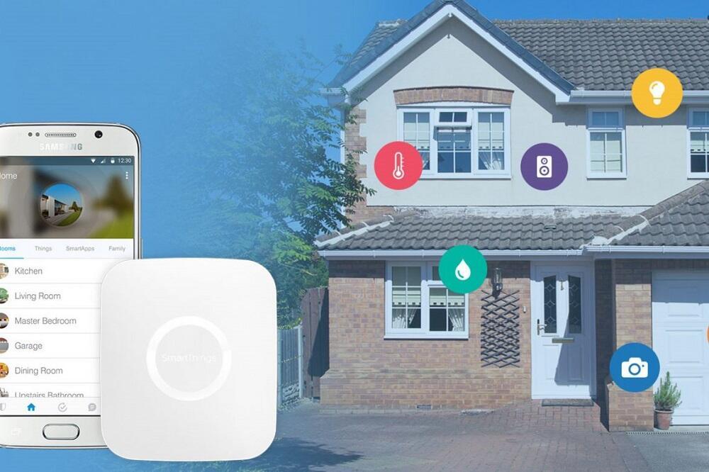 Smart Things для дома