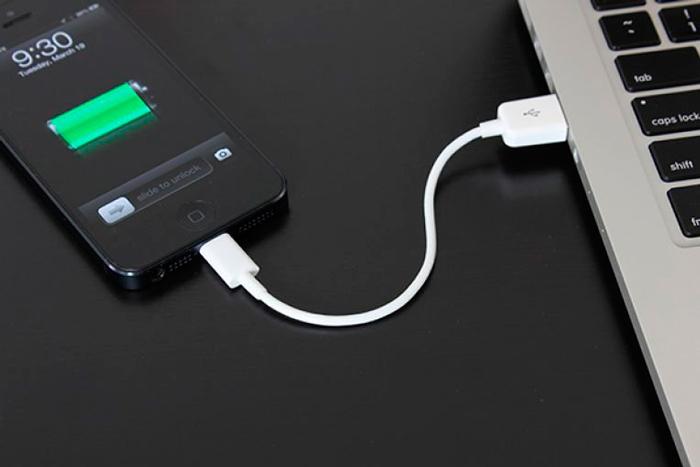 Соединение между ПК и смартфоном