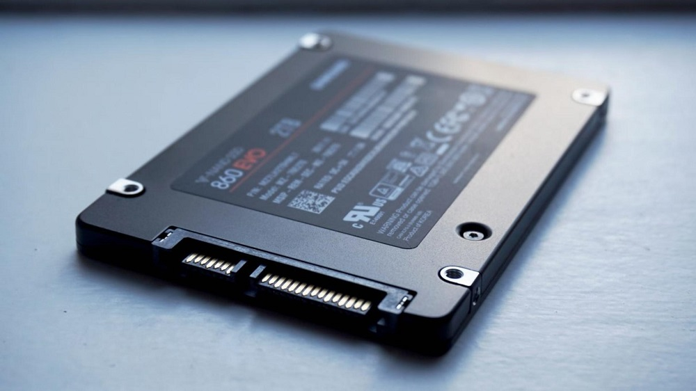 Твердотельный накопитель SSD