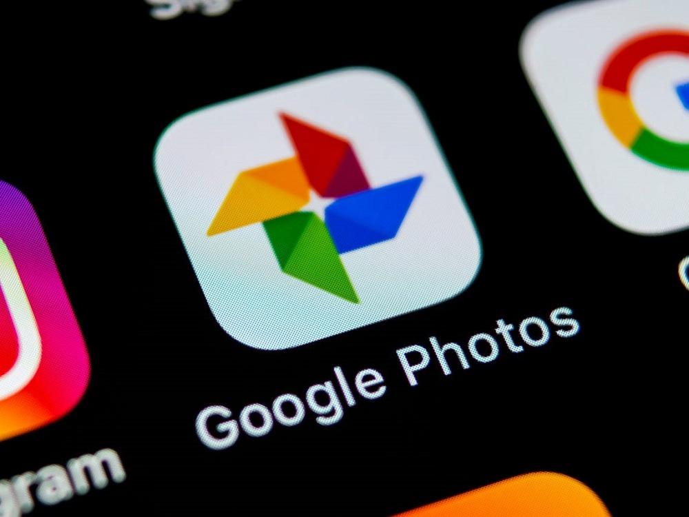 Программа Google Фото