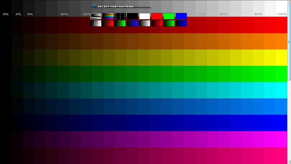 Софт для проверки пикселей ТВ