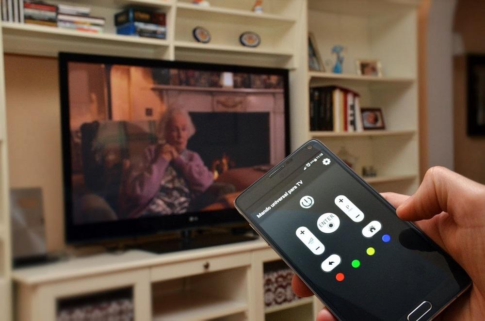 Управление телевизором через смартфон