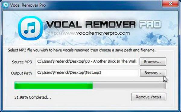 VocalRemover