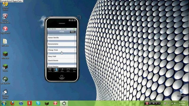 Эмулятор Air iPhone Emulator