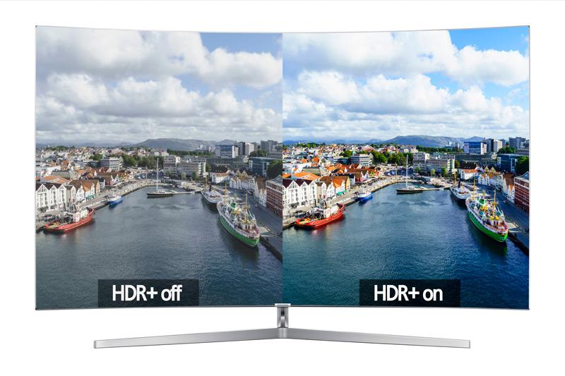 Картинка на HDR телевизоре