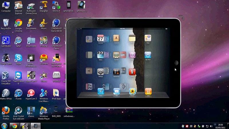 iPad Simulator для ПК