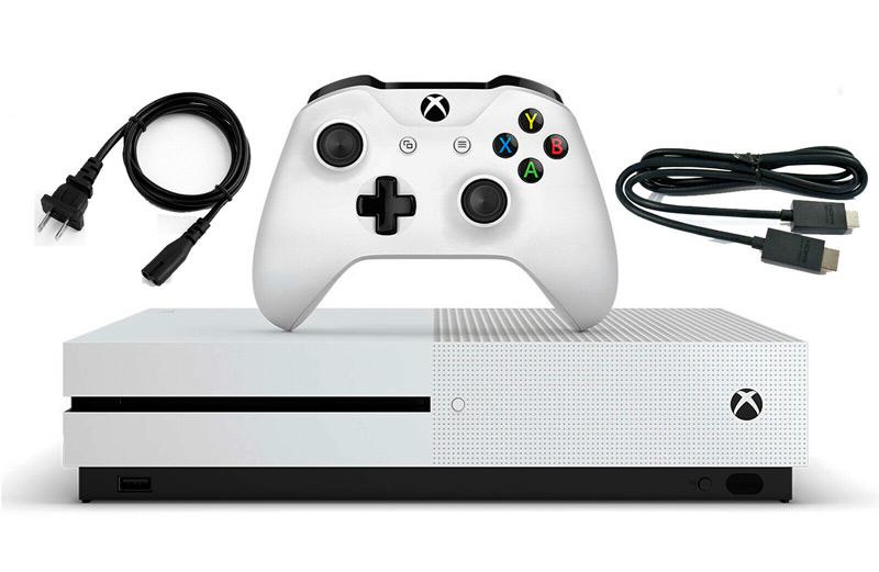 Комплектация Xbox One