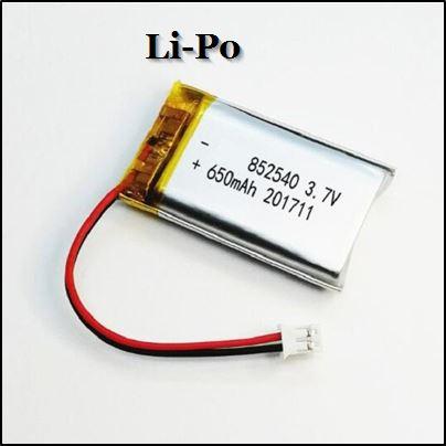 Как выглядит Li-Po тип аккумулятора
