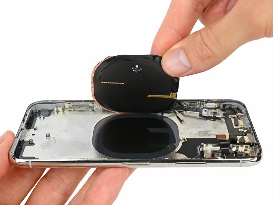 Неисправен NFC чип или антенна модуля