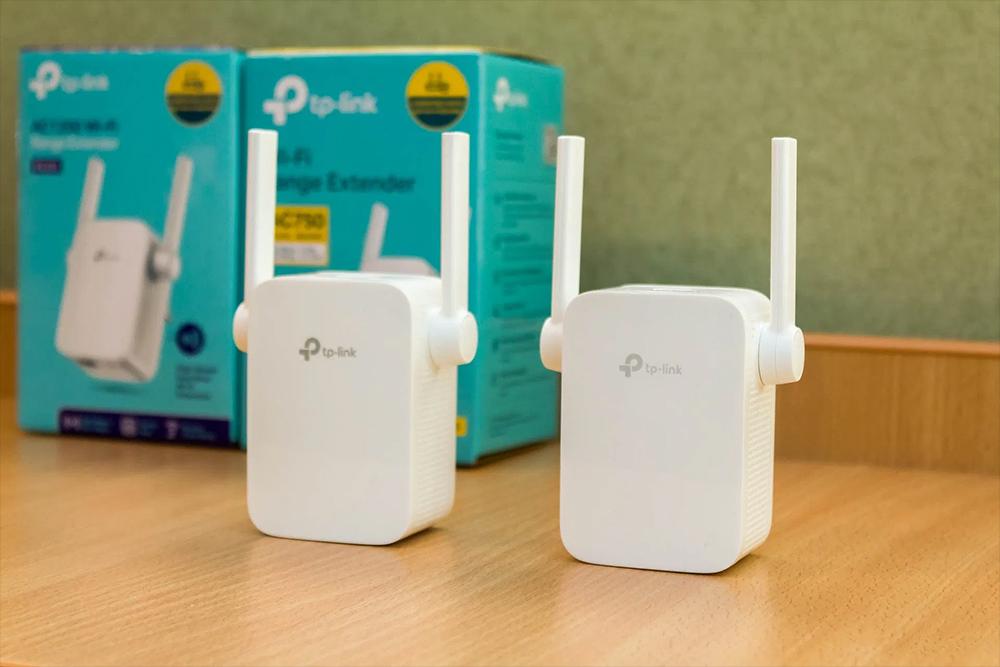 Повторитель сигнала для Wi-Fi