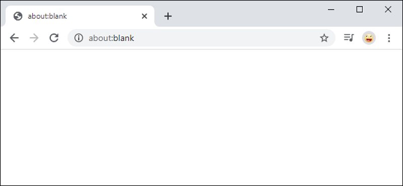 About: blank