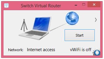 Интерфейс программы в минимальном виде