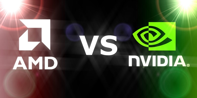 Противостояние видеокарт Nvidia и AMD