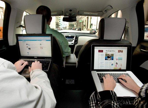 Интернет Wi-Fi в машине