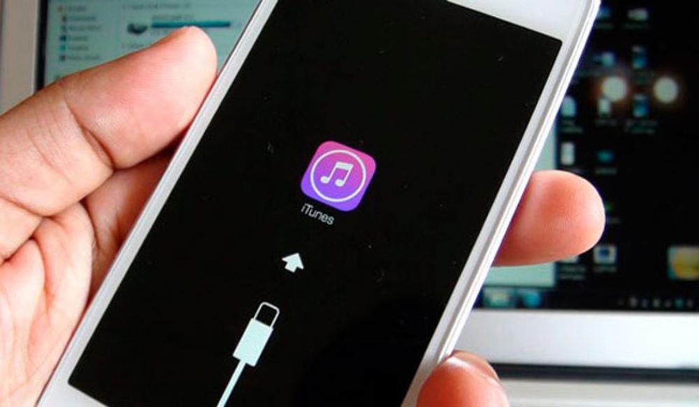 Запустить iTunes и подключить iPhone