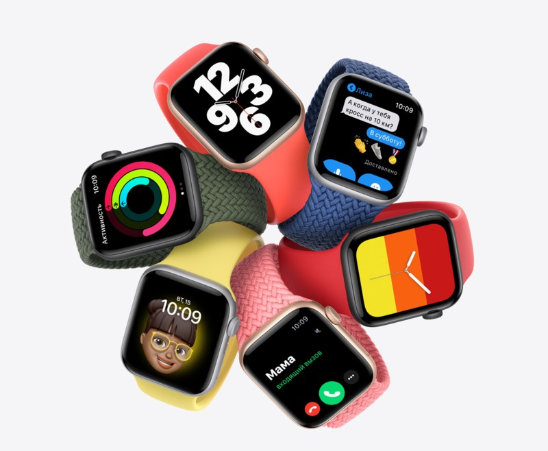 Бюджетные Apple Watch Series