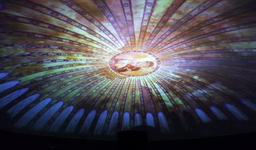 Инсталляционный проектор