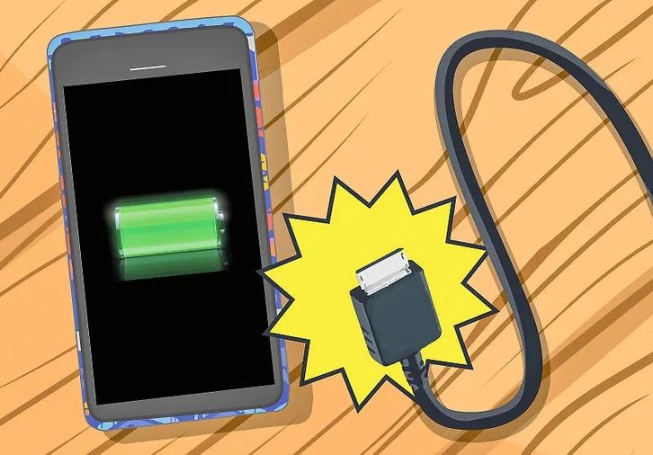 Использование неоригинальной зарядки