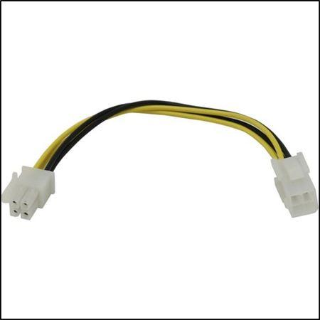 4-контактный кабель для питания процессора