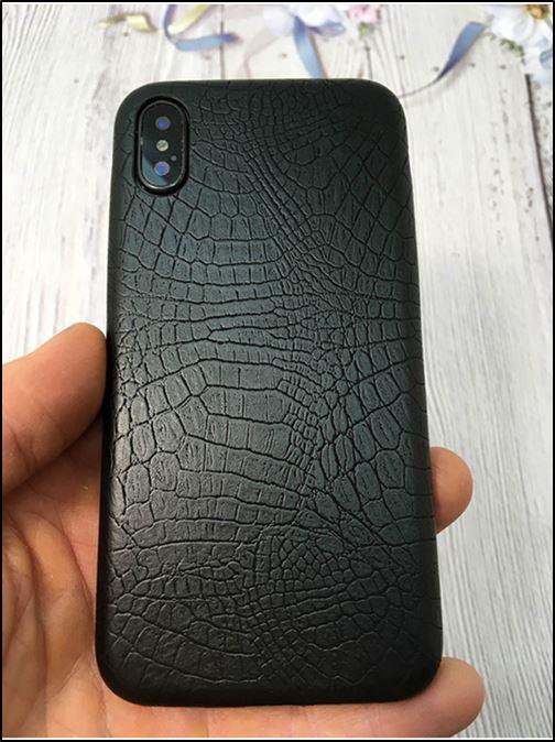 Кожаный чехол для iPhone, который является не лучшим выбором