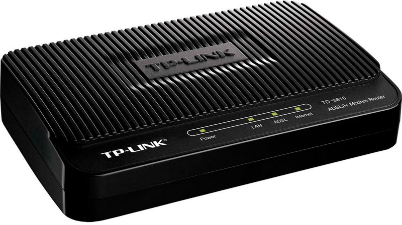Модем TP-link td-8816