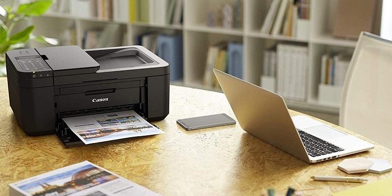 Подключенный принтер