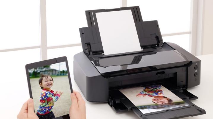 Беспроводное подключение принтера