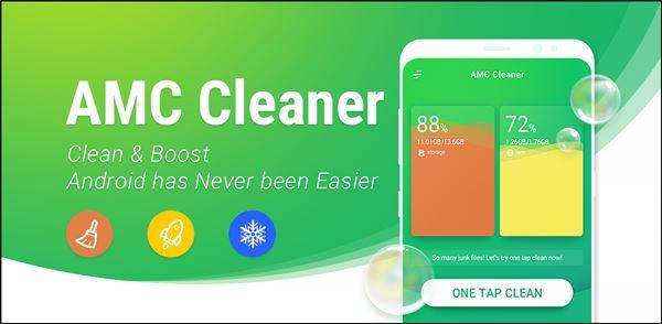 Приложение AMC Cleaner