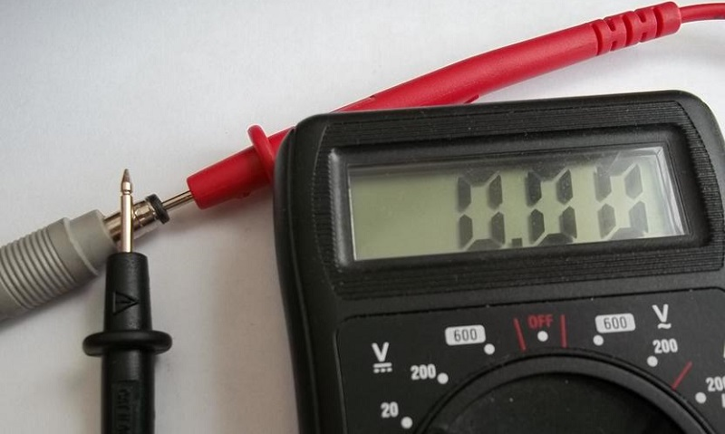 Проверка зарядки ноутбука