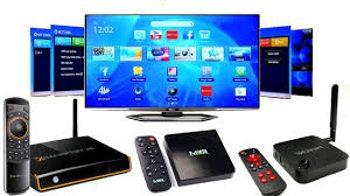 Разнообразие приставок для ТВ