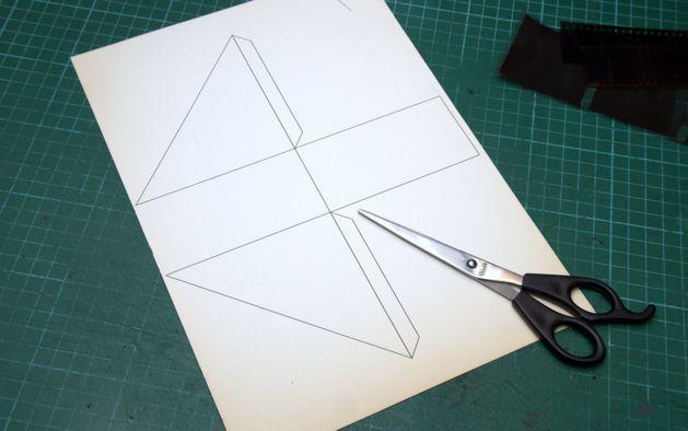 Создание шаблона