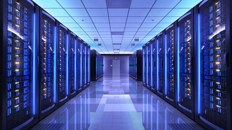 Суперкомпьютер FHPC5