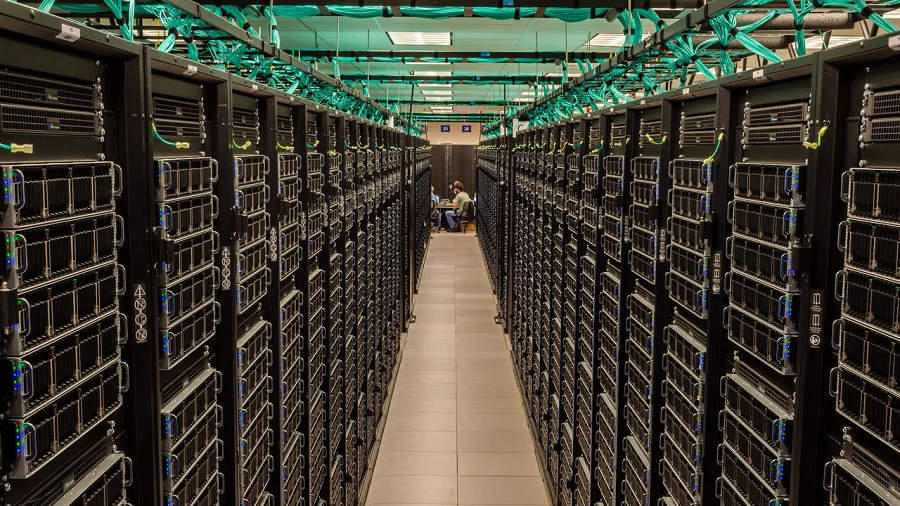 Суперкомпьютер Frontera