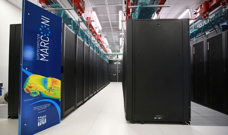 Суперкомпьютер Marconi 100