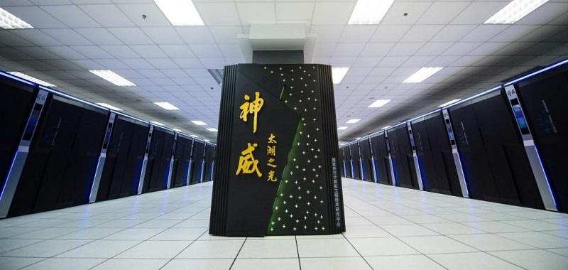 Суперкомпьютер Sunway Taihu Light