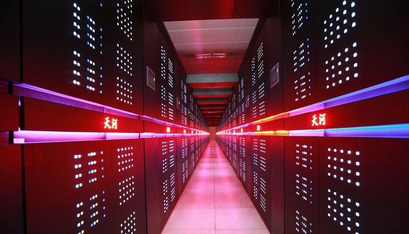 Суперкомпьютер Tianhe 2A