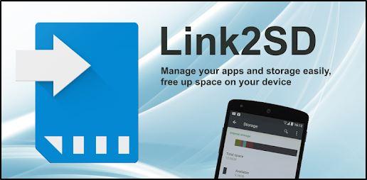 Ярлык программы Link2SD