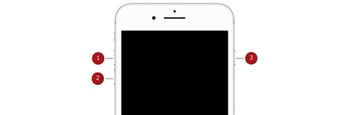 Принудительная перезагрузка iPhone 8