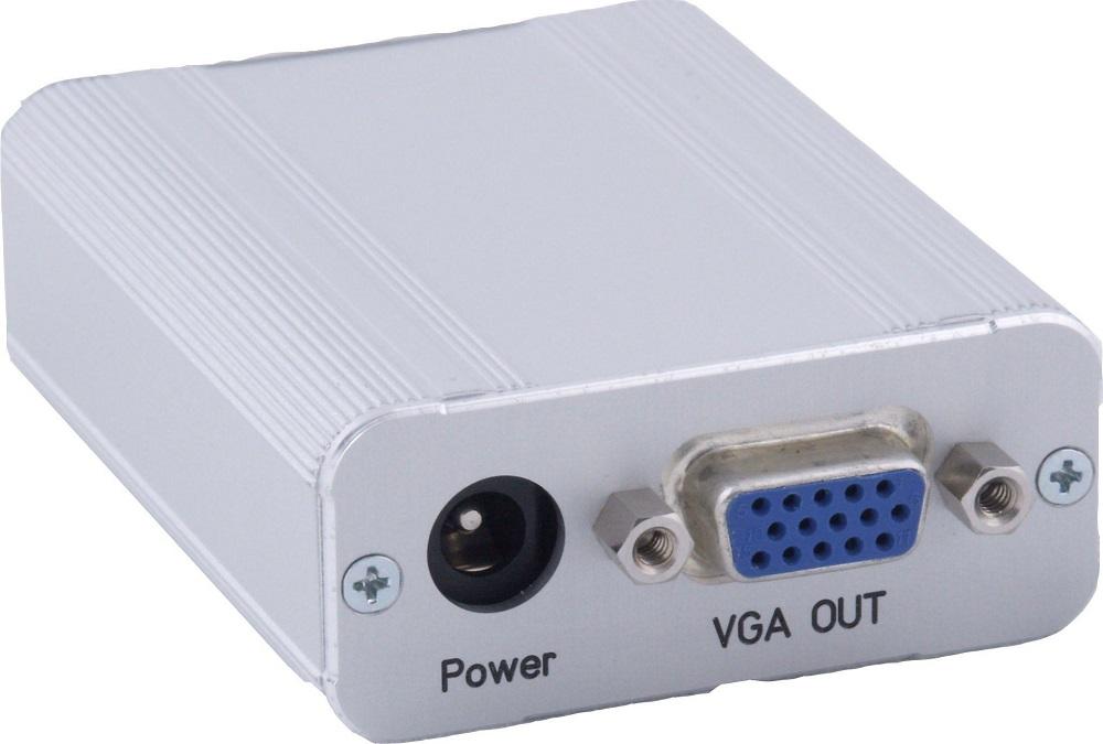 Конвертер DVI-D VGA