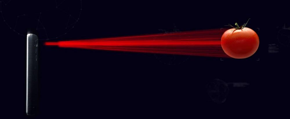 Лазерный автофокус
