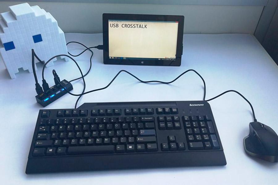 подключения клавиатуры и мыши