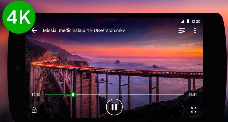 Приложение X Player