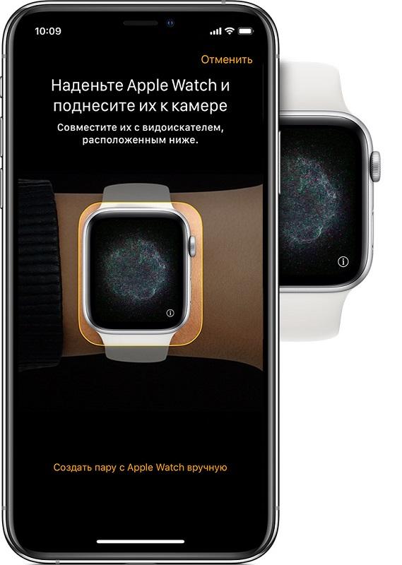 Сканирование анимации на Apple