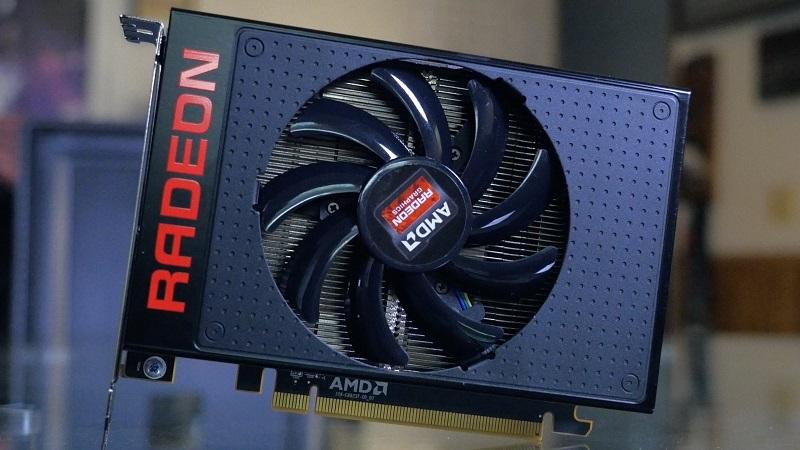 Видеокарта AMD Radeon