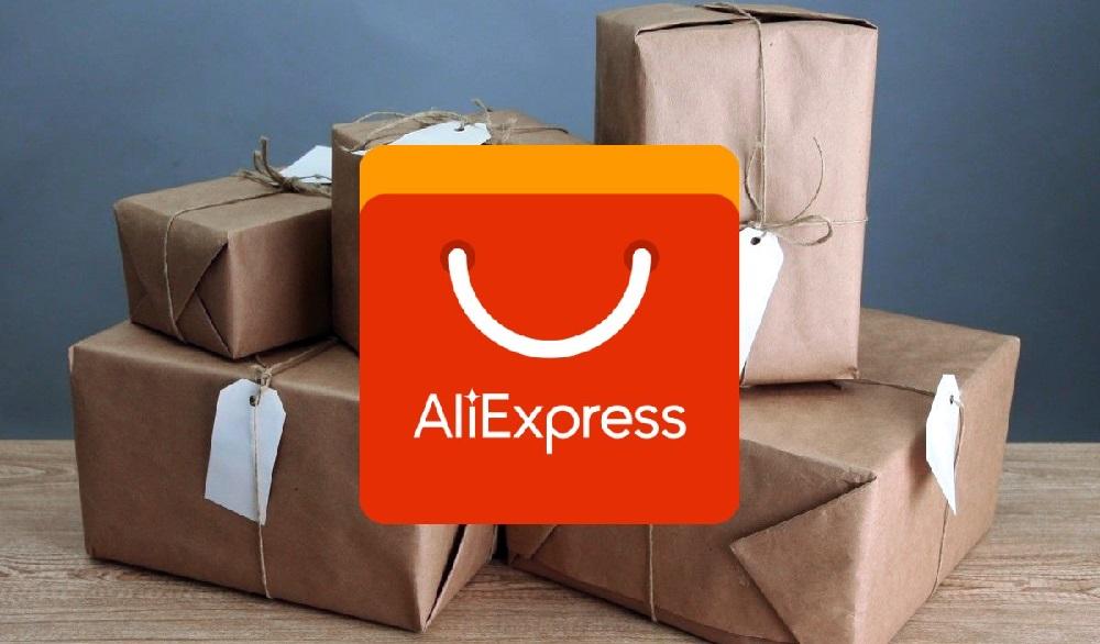 Получение посылки с Алиэкспресс