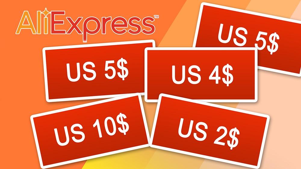 Купоны на AliExpress